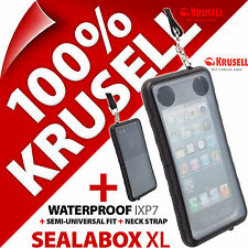 New Krusell Sealabox XL Waterproof Mobile Phone Case Cover Pouch Underwater
