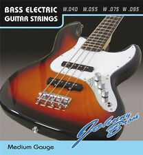 Johnny Brook High Quality Steel Electric Bass Guitar Strings String Pack Of 4