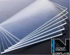 Clear Acrylic Perspex Sheet Glazing Replacement Photo Picture Frame various size
