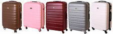 4 Wheel Cabin 360 Spinner Suitcase Trolley Hand Luggage Travel Business Bag