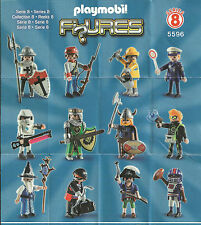 PLAYMOBIL 5458 5459 5596 5598 5599 6840 6841 FIGURES SERIES 6 8 9 10 choose
