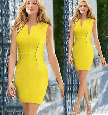 Woman Summer Dress Party Casual Sleeveless - Vestito Donna - A110042