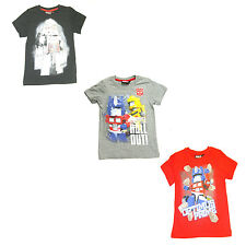 Boys T-Shirt Kre-O Transformers £2.49 BY Unbranded