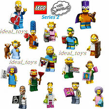 LEGO 71009 The Simpsons Mini figures Series 2  *Choose Your Figure* New bart