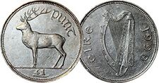 Southern Ireland 1 One Punt Coins Eire Hibernia