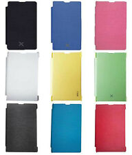 PREMIUM DIARY FLIP FLAP COVER BACK CASE FOR NOKIA X-For Nokia X RM-980