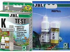 JBL K Potassium Test Set Test to identify the plant nutrient, potassium