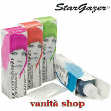 "STARGAZER COLORI SEMIPERMANENTI SENZA AMMONIACA ""HAIR COLOUR RINSE 70ml"