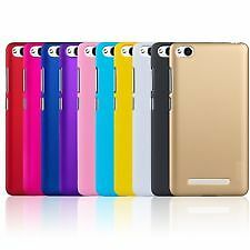 Xiaomi Mi 4i Premium Rubberized Matte Finish Hard Case Cover+Free Screen Guard