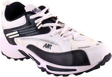 Air New Sports Shoes for Men Comfortable and Sporty White and Deep Blue
