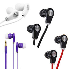 3.5mm Auricolari Cuffie In Ear Per iPod MP3 MP4 MP5 Samsung iPhone Mobile Phone