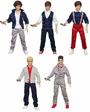 1d Doll One Direction Doll Liam Harry Zayn Louis Niall Collector Dolls