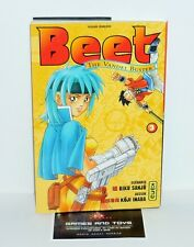 LIVRE MANGA BEET THE VANDEL BUSTER VOL 3