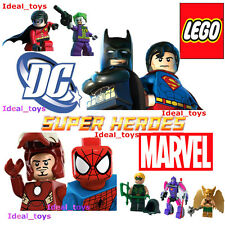Lego Super heroes Avengers mini figures rare exclusive collectable minifigs uk