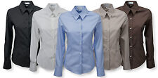 Woman Fashion Work Top Quality Shirt Made in Italy C02D