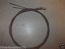 1 pair Genuine Campagnolo Brake inner wire cable 1600mm CB013 and 2 wire covers