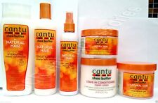 NEW CANTU SHEA BUTTER FOR NATURAL  HAIR(CONDITIONER,LOTION,OIL,REPAIR CREAM,GEL)