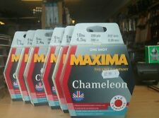 Maxima Chameleon 'One Shot' Line | Carp and Course Fishing Line |