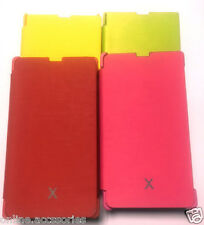 DIARY FLIP FLAP FOLIO COVER BACK CASE FOR NOKIA X