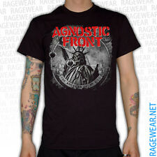 "AGNOSTIC FRONT ""THE AMERICAN DREAM DIED"" T-Shirt, black Hardcore Sick of it All"