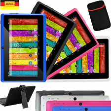 Quad Core Tablet PC 7 Zoll Tab Dual Kamera Android 4.4 Touchscreen Apad 9 10 8GB