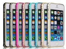 Aluminium Screwless Dual Tone Metal Case Bumper for IPHONE 6 + Plus in 6 color