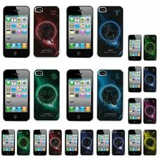 Design Color Horoscope Back Hard Skin Case Cover Accessory For iPhone 4G 4S 4