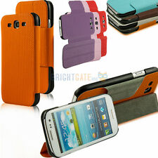 New Color PU Leather Flip Phone Case Cover for Samsung Galaxy S3 S III i9300