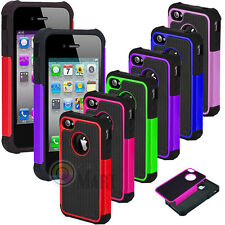 PC Shockproof Dirt Dust Proof Hard Matte Case Cover for Apple iPhone 5