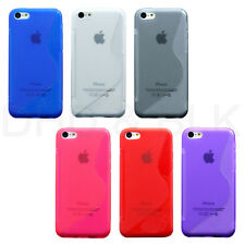 Colorful Heavy Duty Hybrid Rugged Hard Case Cover For Apple iPhone 5C