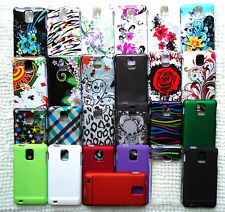 Samsung Infuse 4G SGH-I997 (AT&T) Faceplate Phone Cover DESIGN,COLOR C