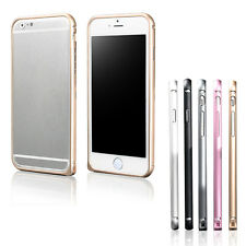 "0.8mm Thinnest Aluminum Metal Bumper Case Cover For iPhone 6 4.7"" , Pl"