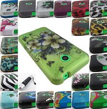 FOR NOKIA LUMIA 520,521,635 GRAPHIC DESIGN HARD SNAP-ON CASE COVER+STY