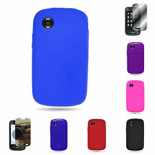 For ZTE Avail Z990 , Merit 990G - Silicone , TPU Flexible Shield Guard