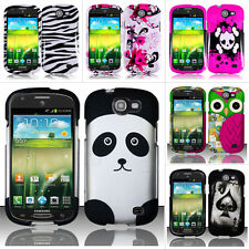 For AT&T Samsung Galaxy Express i437 i8730 Design Hard Case Snap On Co