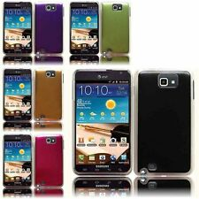 For Samsung Galaxy Note i717 i9220 Metal Hard Case Cover
