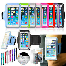 For iPhone 6,6 Plus Sports Gym Armband Case Premium Running Jogging Co