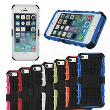 FOR IPHONE 5 5S 5C MILITARY BUILDERS HEAVY DUTY SHOCK PROOF TOUGH CASE