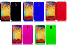 Silicone Soft Gel Cover Case for Samsung Galaxy Note 3 III SM-N9005 N9