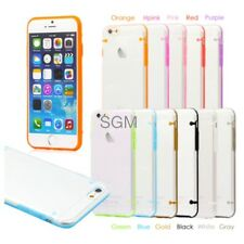 TPU Rubber Gel Ultra Thin Transparent Case Clear Cover For Apple iPhon
