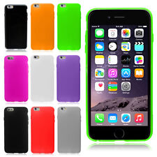 For iPhone 6 Plus 5.5 Ultra Slim TPU Silicone Soft Gel Rubber Skin Cover Case