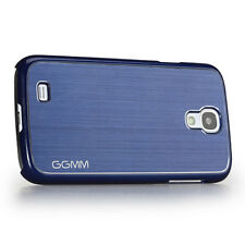 For Samsung Galaxy S4 S IV GGMM Brushed Aluminum Durable Ultra Thin Hard Case