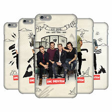 OFFICIAL ONE DIRECTION PHOTO DOODLE HARD BACK CASE FOR APPLE iPHONE 6 PLUS 5.5