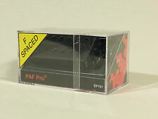 DiMarzio PAF Pro Pickup Black Metal Cover (F Spaced) DP151F