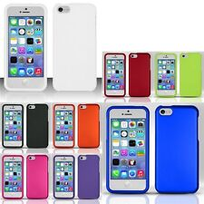 Colorful New Ultra Thin Hard Snap-on Case Cover Skin For Apple iPhone 5C