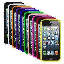 Silicone , TPU Rubber Skin Cover Case for Apple iPhone 5S , iPhone 5