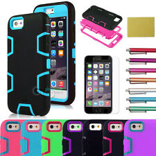 "PC Shockproof Dirt Dust Proof Hard Cover Case For Apple iPhone 6 6G 4.7"" (4.7)"