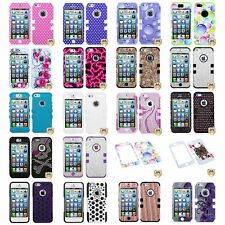 Color Diamond Rhinestone Bling Cute Ultra Thin Rear Case Cover For iPhone 5 5S