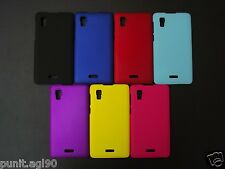 Premium Hard Back Shell Cover Case Matte For Micromax A102 Canvas Doodle 3