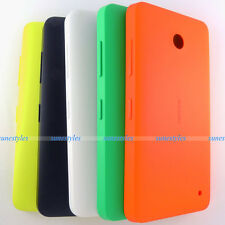 Original Back Battery Housing Back Door Panel Shell Case Cover Nokia Lumia 630